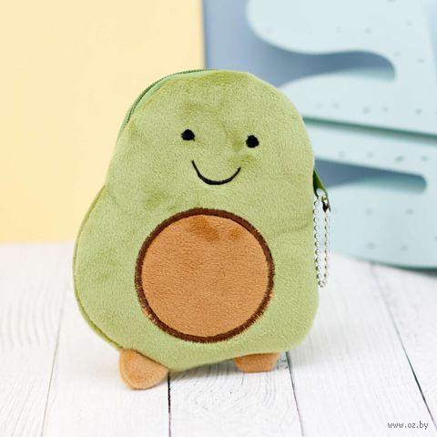 "Кошелек ""Avocado"" (зеленый) — фото, картинка"