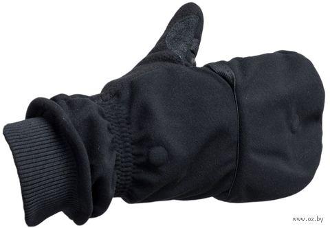 """Перчатки """"Спорт"""" (р. 30; чёрные) — фото, картинка"""