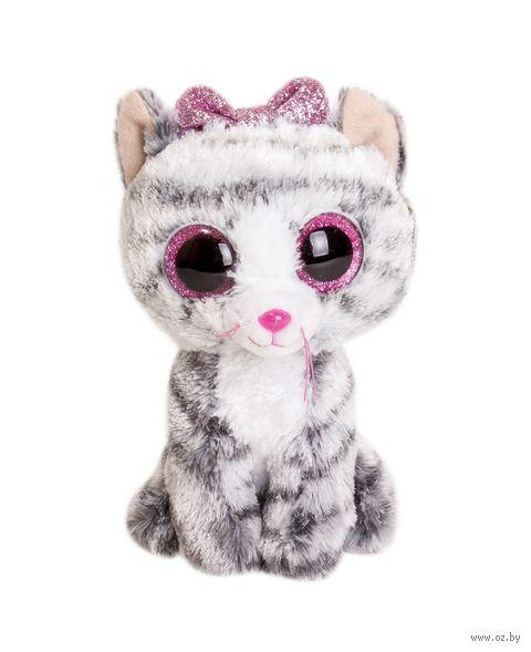 "Мягкая игрушка ""Кошка Kiki"" (15 см) — фото, картинка"