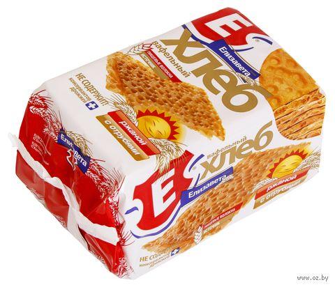 """Хлеб вафельный """"Елизавета. Ржаной с отрубями"""" (85 г) — фото, картинка"""