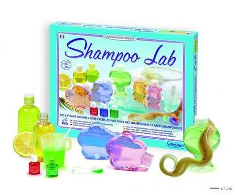 """Набор для изготовления шампуня """"Шампо Лаб"""""""