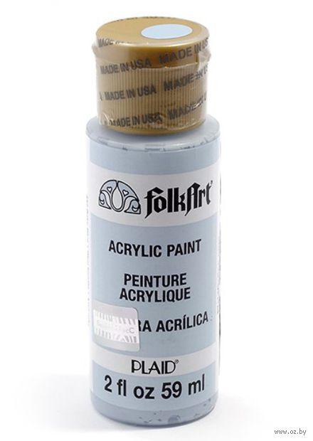 """Краска акриловая """"FolkArt. Acrylic Paint"""" (детский голубой, 59 мл; арт. PLD-00442)"""