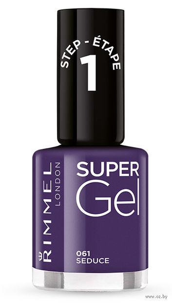 """Гель-лак для ногтей """"Super Gel"""" (тон: 061)"""