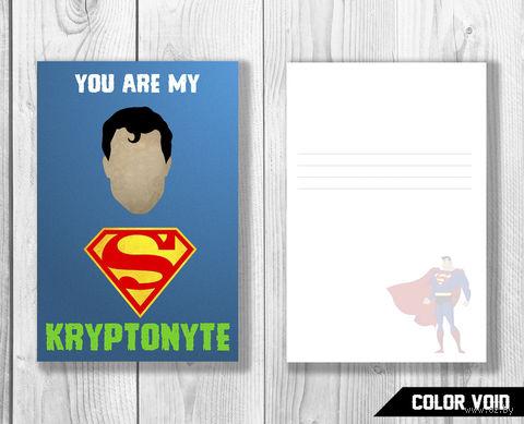 "Открытка №838 ""Супермен 2"" — фото, картинка"