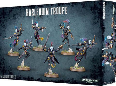 Warhammer 40.000. Harlequin. Troupe (58-10) — фото, картинка
