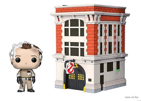 "Фигурка ""Ghostbusters. Peter with House"" — фото, картинка"