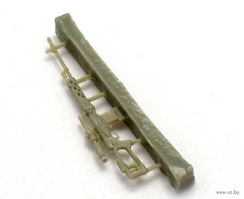 """Аксессуары """"Снайперская винтовка СВД 6 шт."""" (масштаб: 1/35) — фото, картинка"""