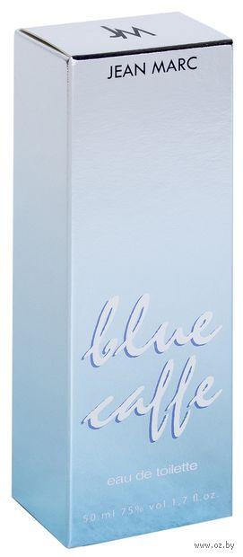 """Туалетная вода для женщин """"Blue caffe"""" (50 мл)"""