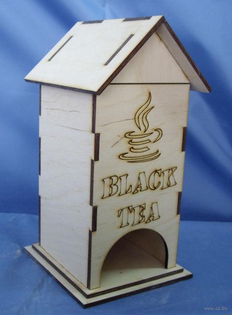 """Чайный домик """"Black Tea"""" (арт. МВ00094) — фото, картинка"""