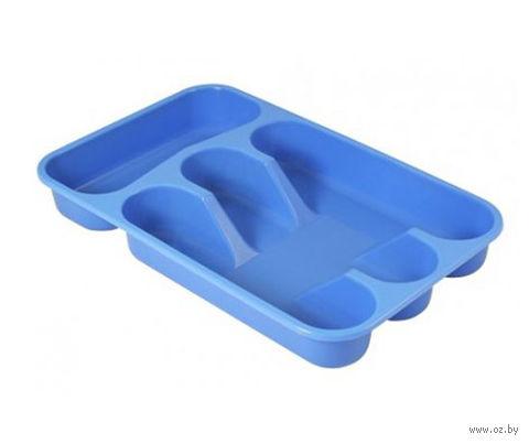 """Лоток для кухонных принадлежностей пластмассовый """"Селеста"""" (340х210 мм) — фото, картинка"""