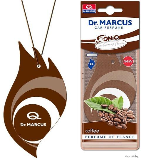 "Ароматизатор подвесной сухой ""Sonic Cellulose Product"" (Coffee; арт. 16304) — фото, картинка"